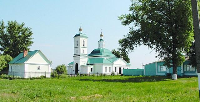 Точка на карте: село Беломестное
