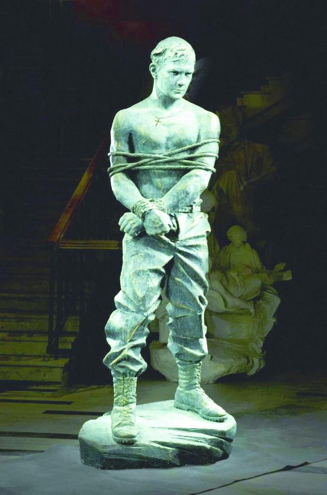 Слава России в скульптурах