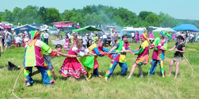 Фольклорный фестиваль «Лето красное»