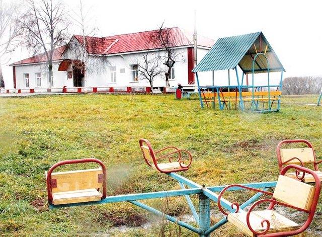 Точка на карте: село Русская Халань