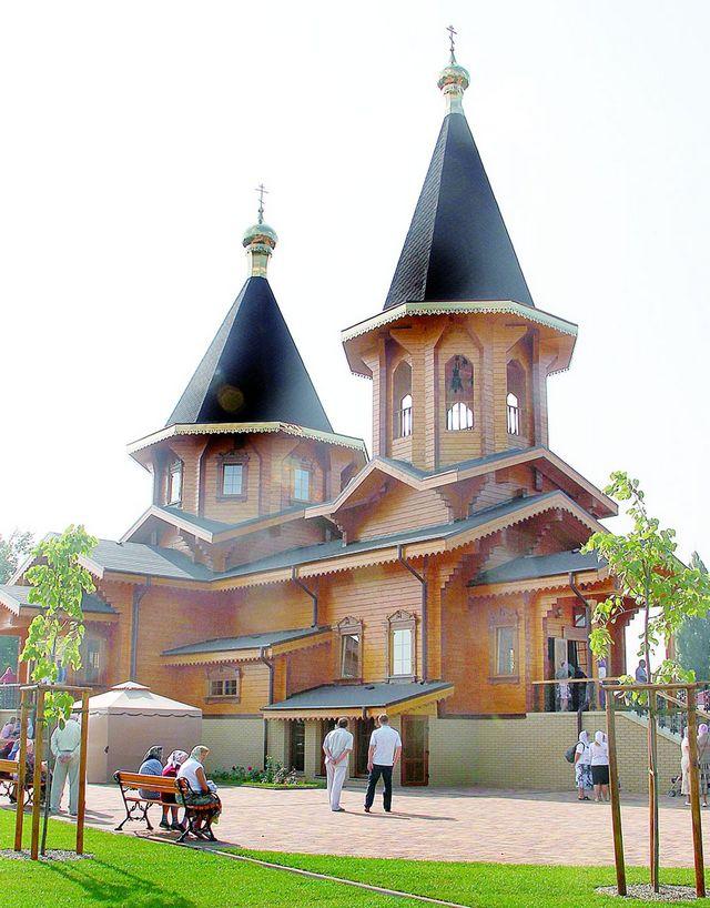 Охраняют храмы  Белый город