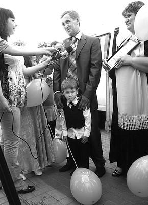 Любовь скрепляется детьми