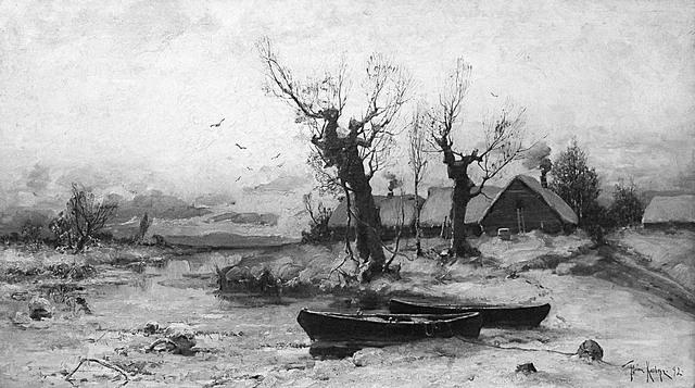 Картины из «дворянских гнёзд»
