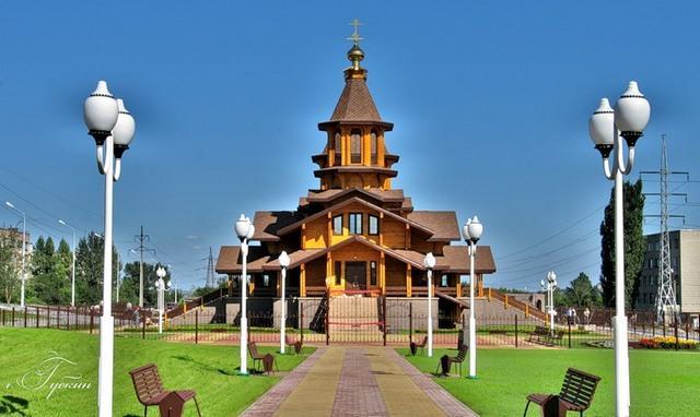 Церковь моего детства