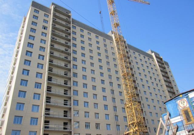 В Белгороде «Военная ипотека» дошла до новостроек