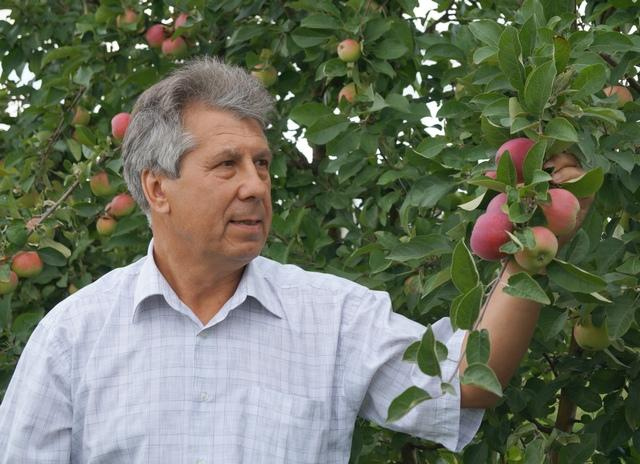 «Яблочный король» –  чудеснейшая роль