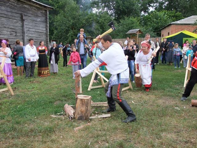 Фестиваль «Я – русский крестьянин»