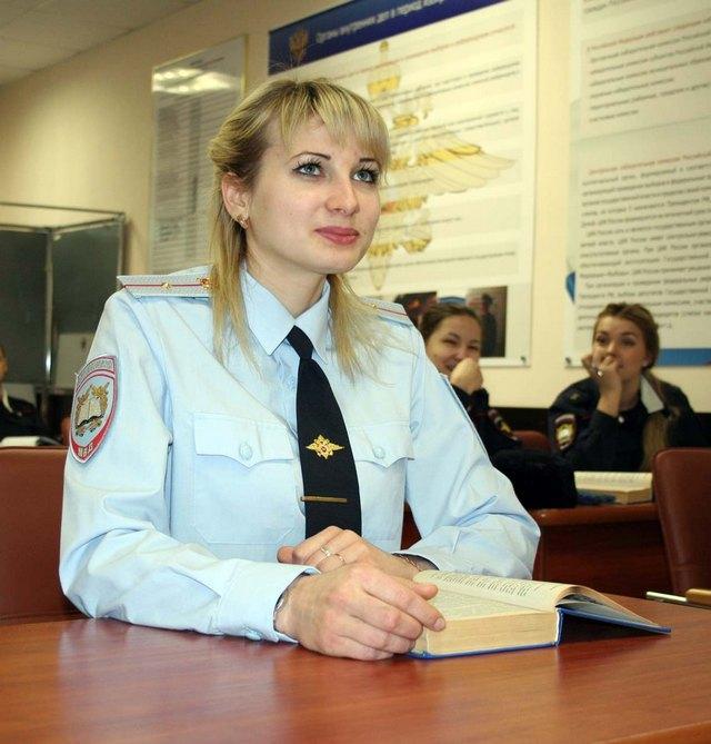 Младший лейтенант Татьяна